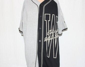 Vintage Chicago White Sox STARTER MLB Jersey XL