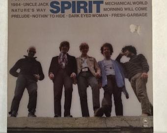 Spirit The Best Of Spirit Vintage Vinyl Record Album lp 1973 Epic CBS Records PE 32271