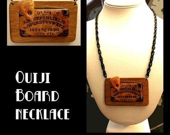 Spirit Board Necklace ~ Ouija Board