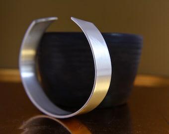 Sterling silver cuff bracelet.Silver cuff.Wide silver cuff.Wide cuff bracelet.Bangle.