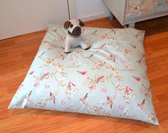 Large Luxury Dog Bed Washable Cover