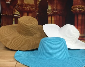 THEY'RE BACK!! Out of Office, Do not Disturb & Monogrammed Floppy Sun Hats