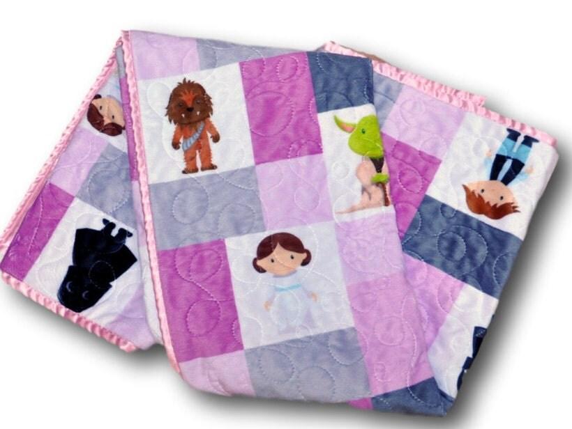 Star Wars Quilt Star Wars Baby Quilt Star Wars Baby : star wars quilted bedding - Adamdwight.com