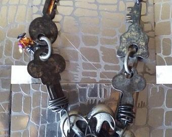 Steampunk Faucet ~ Necklace