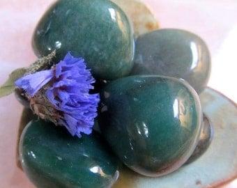 Green Aventurine, Healing Stones, Success In Business, Heart Chakra, Feelings Of Well Being