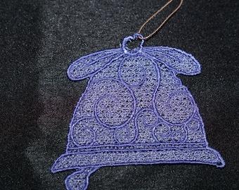 Filagree Ornament- Bell