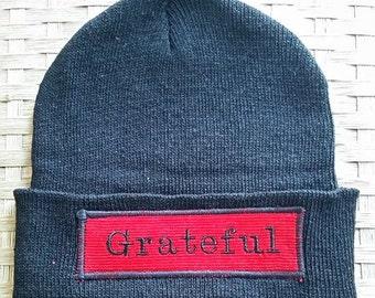 Grateful Dead Warm Winter Hat