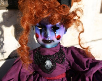 Athena Enchanted Witch Doll (Horror Art)