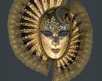 Venetian Mask | Geminus
