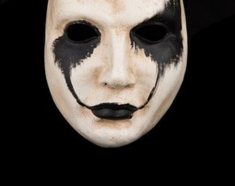 Venetian Mask | Crow Face II