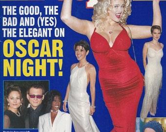 People - April 4, 1994 - Anna Nicole Smith, Whitney Houston