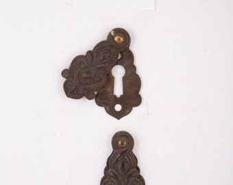Vintage Key Hole Cover