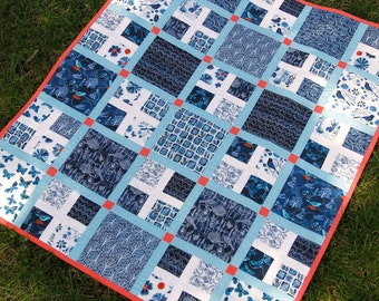 Mother Goose Tales Quilt Windham Fabric Gender Neutral Jill