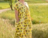 Sunflowers dress