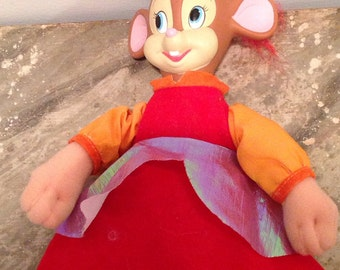American Tail  Girl Mouse