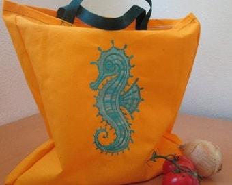 Seahorse Reusable shopping bag
