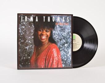 """IRMA THOMAS - """"The Way I Feel"""" vinyl record"""