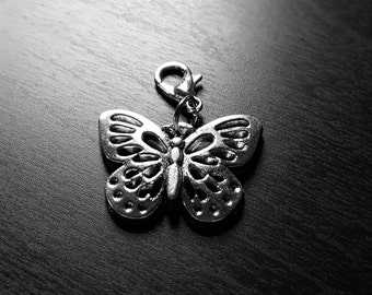 Butterfly Dangle Charm for Floating Lockets-GIft Ideas