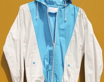 50's Waterproof Rain Jacket