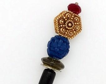 Shawl Pin | Wood Hair Stick | HAIR STICK | Shawl Stick | Japanese Hair Pin | Chinese Hair Sticks | Wooden Hair Sticks | Wooden Hair Stick