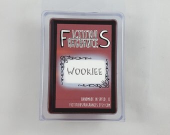 Wookiee -- Star Wars Inspired 3oz Scented Soy Tart