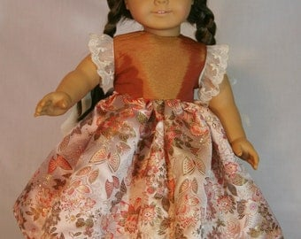 """Dress, Gown for 18"""" Doll"""