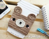 Bear Coffee Cup Sleeve/Cozy for Tumblers