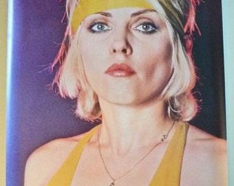 DEBORAH HARRY * Vintage Poster * 1979 * Pace Int'l * Printed in Scotland * 24.5x37.5 * Original * Blondie