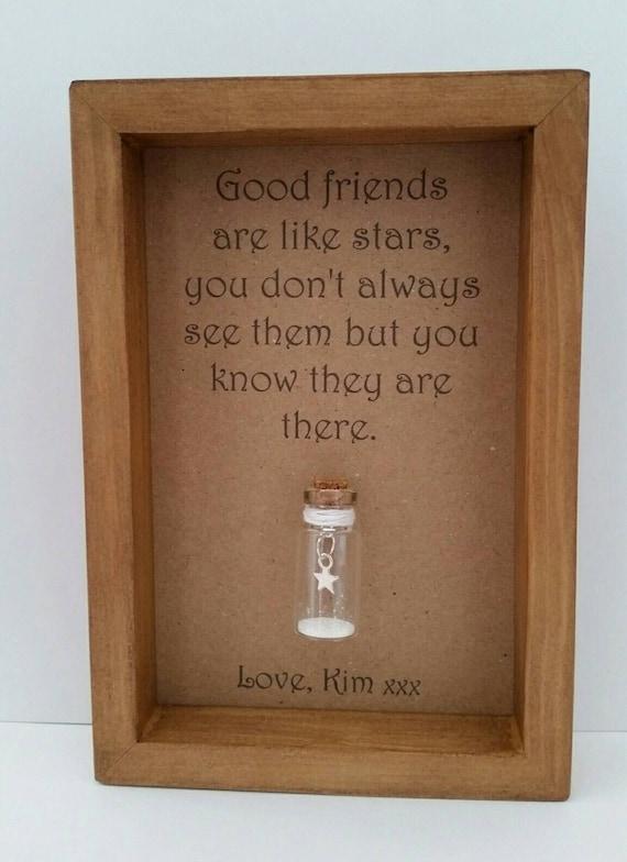 Best friend gift Friend gift Friendship gift Long distance