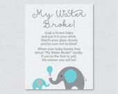Elephant Baby Shower My W...