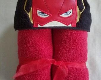Fast Hero Hooded Towel,Kids Hooded Towel,Personalized Hooded Towel,Boys Hooded Towel,Child's Hooded Towel,Hooded Bath Towel,Hooded Towel