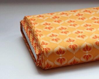 Organic Monaluna Cotton Fabric - Rani print