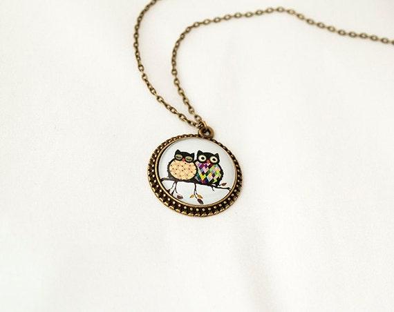 Pretty Vintage necklace pendant