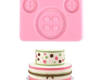 Cake Decorating Store Yakima Wa : Heart Buttons with Patchwork Texture 2 Cavity Flexible