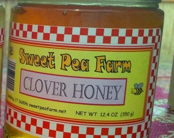 Clover Honey Small - 12 oz