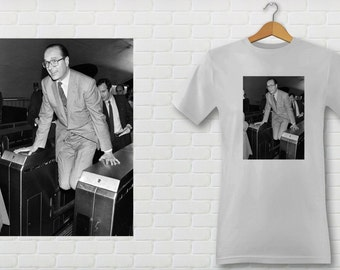 CHIRAC Tee shirt adjusted Cup, male or female.