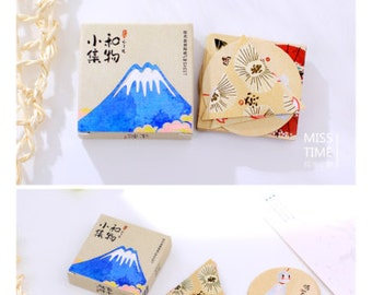 Mountain Stickers Pack SM212622 40pcs