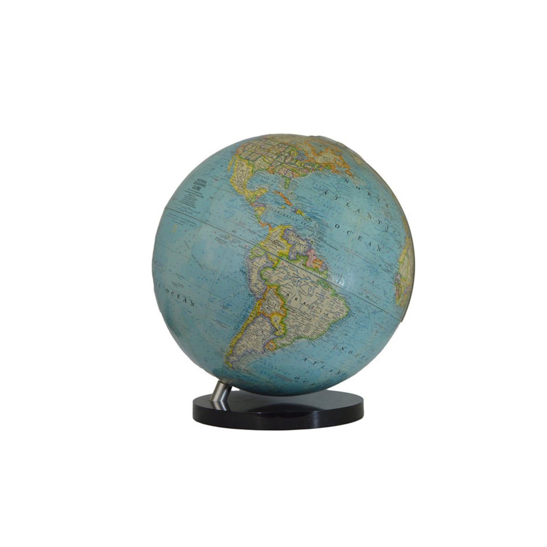 Globe National Geographic Globe Home Decor Geography Globe Map