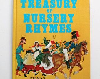 Eric and Lucy Kincaid's Treasury of Nursery Rhymes 1984
