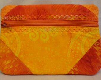 Batik Cosmetic bag