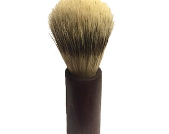 Handmade Badger Shaving Brush (Faux)