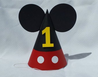Mickey Mouse Party Hat