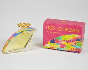 Three Jourdan Charles Jourdan Eau de Parfum 5 ml miniature Paris