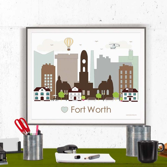 home decor stores fort worth fort worth poster print wall fort worth by 12477
