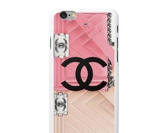Chanel Inspired Samsung Phone  Case , Samsung phone case ,Worldwide Shipping