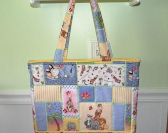 Bazoople Baby Tote Bag