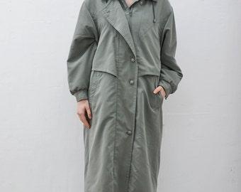 Oversized Vintage 90's Winter Coat GRCT0116CH