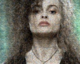 Bellatrix Mosaic