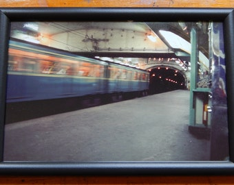 Paris Metro / Subway (ca.1965) 8x12 Photograph