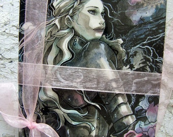 PostCard - Eowyn - Lord of the Rings - LOTR - Fantasy - Art Card - Greeting card